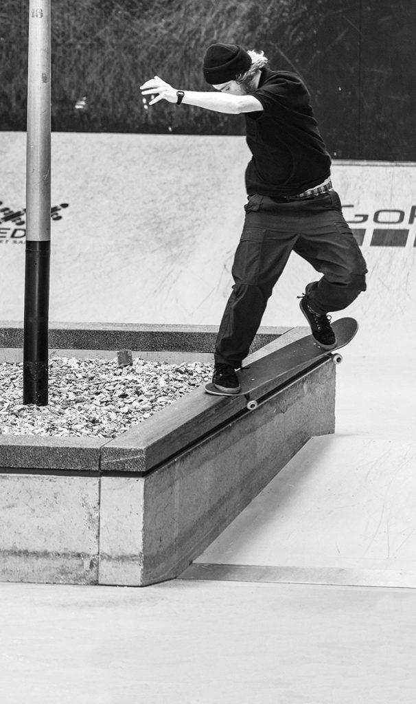 NK Skateboarden Street 2019