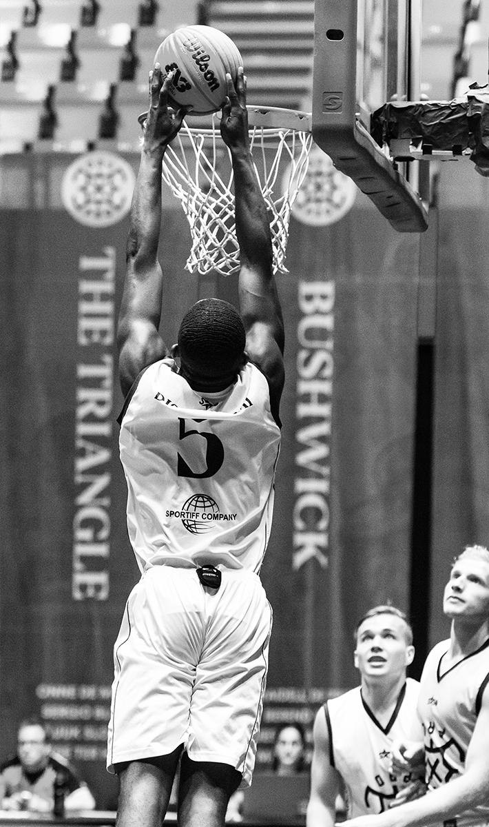 3X3 Unites Basketball